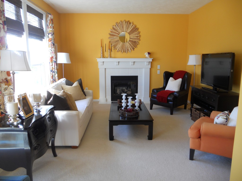 My Family Room AKA Yellow Room Sunas House